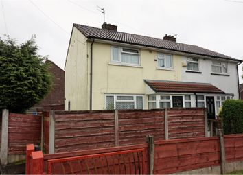 Thumbnail 3 bed semi-detached house for sale in Langworthy Avenue, Manchester