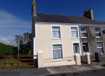 Thumbnail 3 bed end terrace house for sale in Clive Road, Fishguard