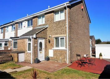 Thumbnail 2 bed end terrace house for sale in Heathmoor Way, Halifax
