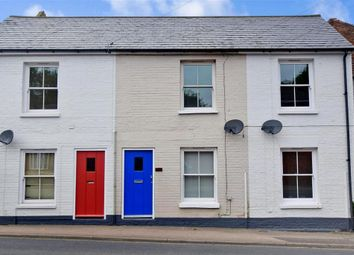 Thumbnail 2 bed terraced house for sale in Island Road, Upstreet, Canterbury, Kent