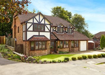 Thumbnail 4 bed detached house for sale in The Platt, Lindfield, West Sussex