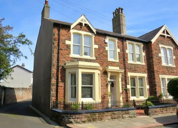 Thumbnail 4 bed end terrace house for sale in Christian Street, Maryport, Cumbria