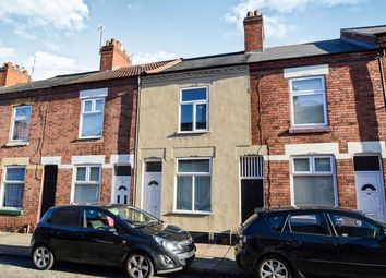 Thumbnail 2 bedroom terraced house to rent in Vernon Road, Leicester
