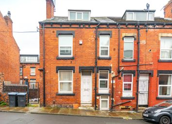 Thumbnail 4 bed end terrace house for sale in Harold Grove, Hyde Park, Leeds, West Yorkshire