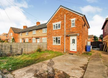 3 bed end terrace house for sale in Orchard Lane, Moorends, Doncaster DN8