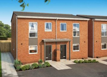 "Thumbnail 3 bed property for sale in ""The Aspen At The Parade, Bridgwater"" at Bristol Road, Bridgwater"