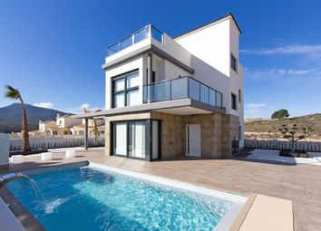 Thumbnail 4 bed villa for sale in Castalla, Alicante, Valencia, Spain