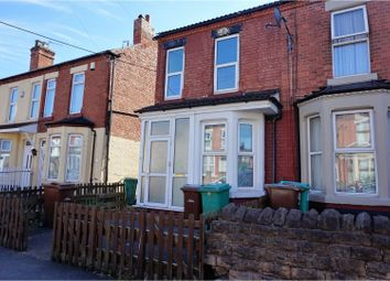Thumbnail 2 bedroom semi-detached house for sale in Clarges Street, Nottingham