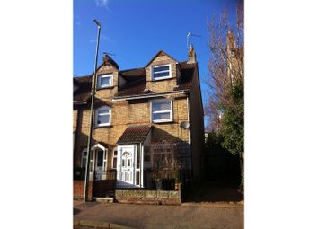 Thumbnail 3 bed end terrace house for sale in Milton Street, Maidstone