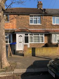 Thumbnail 2 bed terraced house to rent in St Anselms Road, Worthing, West Sussex