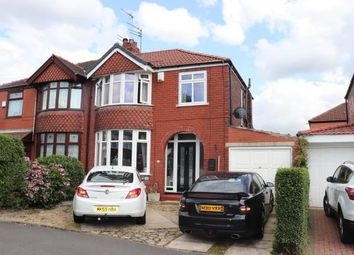 Thumbnail 3 bed semi-detached house for sale in Ludlow Road, Offerton, Stockport, Cheshire