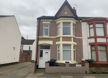 Thumbnail 3 bed property to rent in Edith Road, Wallasey