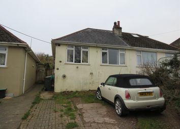 Thumbnail 2 bed semi-detached bungalow for sale in St. Marys Park, Paignton