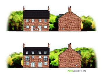 Thumbnail 4 bed semi-detached house for sale in Plot 1 Moor Road, Dawley, Telford