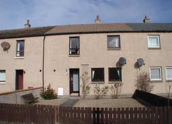 Thumbnail 3 bed terraced house for sale in Castle Court, Lossiemouth