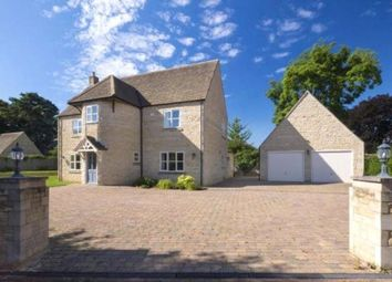 Thumbnail 5 bed detached house for sale in Garford Lane, Easton On The Hill, Stamford