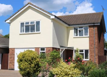 Thumbnail 4 bedroom detached house for sale in Aylesbeare, Shoeburyness, Southend-On-Sea