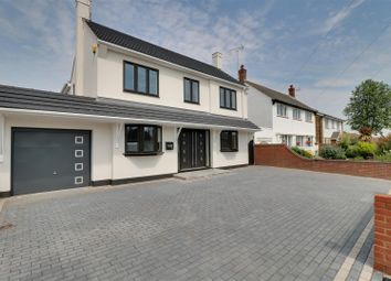 Thumbnail 4 bed detached house for sale in Marcus Avenue, Southend-On-Sea