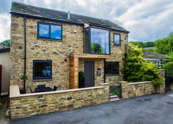 Thumbnail 2 bed barn conversion for sale in The Old Barn, Barwick In Elmet