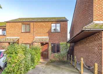 Thumbnail 2 bed end terrace house for sale in Webbs Close, Wolvercote