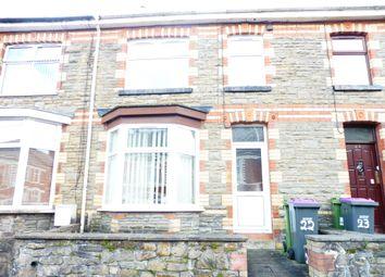 Thumbnail 3 bed terraced house for sale in Fowler Street, Wainfelin, Pontypool