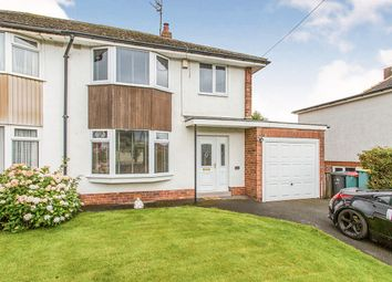 Thumbnail 3 bed semi-detached house for sale in Marina Drive, Fulwood, Preston, Lancashire