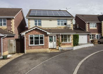 Thumbnail 4 bedroom detached house for sale in William Belcher Drive, St. Mellons, Cardiff