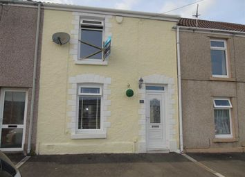 Thumbnail 2 bed terraced house for sale in Dinas Street, Plasmarl, Swansea
