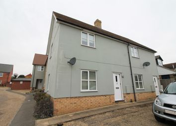 2 bed maisonette for sale in Darkhouse Lane, Rowhedge, Colchester CO5
