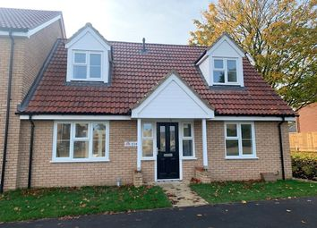 Thumbnail 3 bed bungalow for sale in The Glemsford At The Signals, Norwich Road, Watton