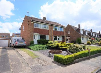 Thumbnail 3 bed semi-detached house for sale in Ashenden Close, Canterbury