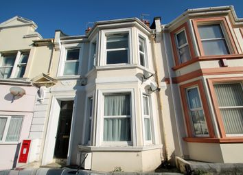 Thumbnail 2 bedroom flat for sale in Whittington Street, Stoke, Plymouth