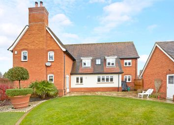 Thumbnail 4 bed detached house for sale in Oakley Gardens, Betchworth, Surrey