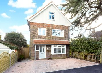 Thumbnail 4 bed detached house for sale in Evesham Road North, Reigate, Surrey