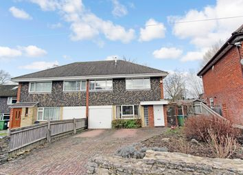 Thumbnail 4 bedroom semi-detached house for sale in Redhill Close, Bassett, Southampton