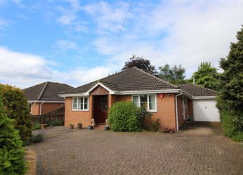 Thumbnail 3 bed detached bungalow for sale in Herbert Road, New Milton