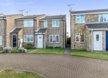 Thumbnail 3 bed end terrace house for sale in Keston Court, Hanway, Gillingham, Kent