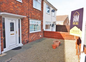Thumbnail 3 bed semi-detached house for sale in Churchill Road, Middlesbrough