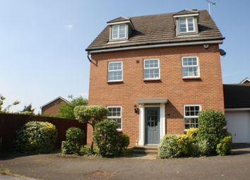 Thumbnail 5 bed detached house for sale in Blackthorn Close, Whitley, North Yorkshire