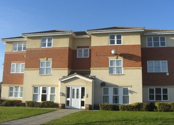 Thumbnail 2 bed flat to rent in Gillespie Close, Elstow, Bedford