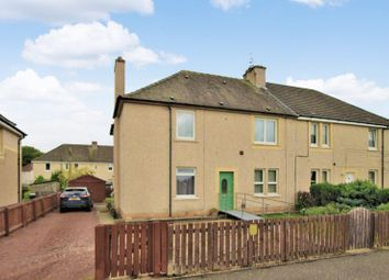 Thumbnail 2 bed flat for sale in Jerviston Road, Motherwell