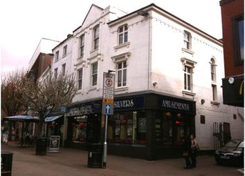 Retail premises to let in Parliament Row, Hanley, Stoke-On-Trent ST1