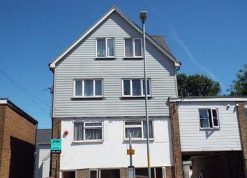 Thumbnail 1 bed flat for sale in Risborough Lane, Cheriton, Folkestone, Kent