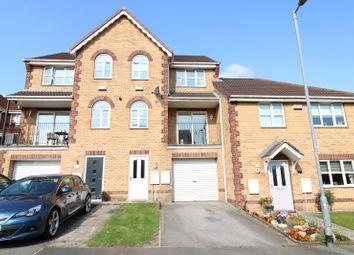 4 bed terraced house for sale in Kensington Gardens, Castleford, West Yorkshire WF10