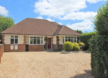 Thumbnail 4 bed detached bungalow for sale in Grange Road, Tongham