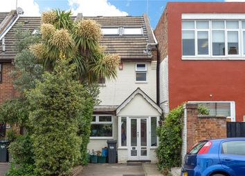 Thumbnail 3 bed terraced house for sale in Waldeck Road, Chiswick, London