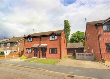 Thumbnail 3 bed semi-detached house for sale in Fen Street, Boxford, Sudbury