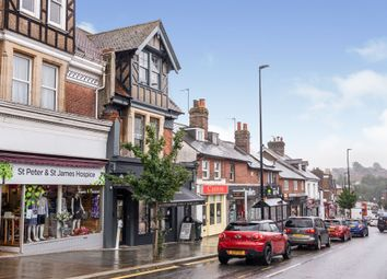 Thumbnail 2 bed flat for sale in High Street, Uckfield