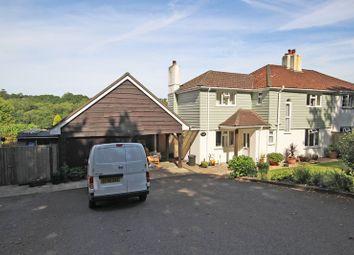 Thumbnail 3 bed cottage for sale in Mount Pleasant Lane, Lymington