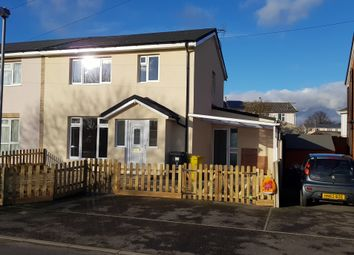 Thumbnail 3 bedroom semi-detached house to rent in Alanbrooke Crescent, Swindon, Wiltshire